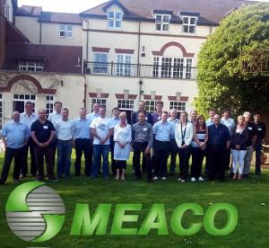 Meaco Luftentfeuchter Konferenz 2013