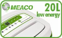 Meaco 20L Low Energy