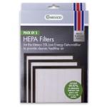 HEPA Filter für low energy Entfeuchter