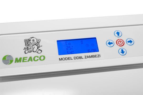 Meaco Zambezi Luftentfeuchter Steuerung